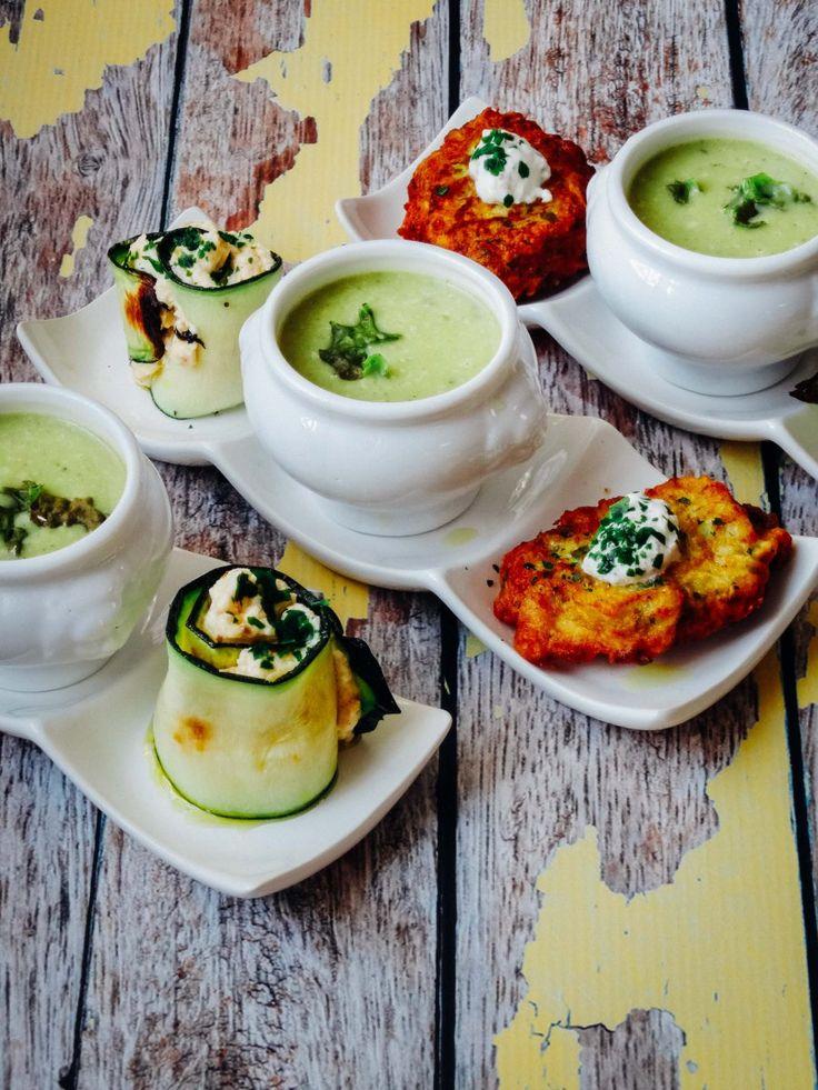 December = feestmaand! Voor al degenen die in de keuken staan later deze maand en op zoek zijn naar een feestelijk gerechtje, stelt Anke van Junnekes recepten dit trio van courgette voor. En het is…