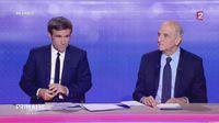 Débat de la primaire à droite: Jean-Pierre Elkabbach sous le feu des critiques