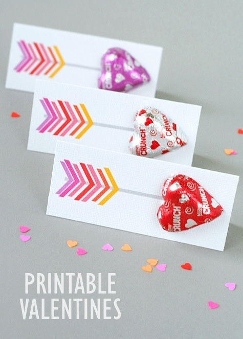 cute valentine ideas with candy