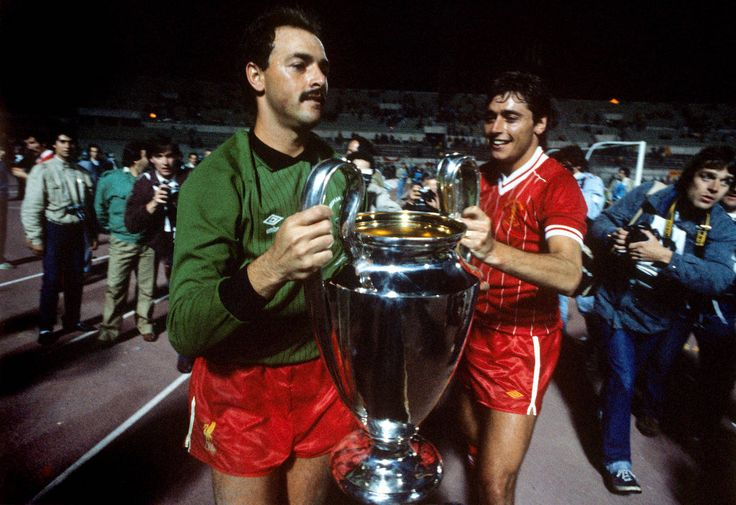 Rome 1984: Liverpool are kings of Europe, thanks to Bruce Grobbelaar's 'spaghetti legs'