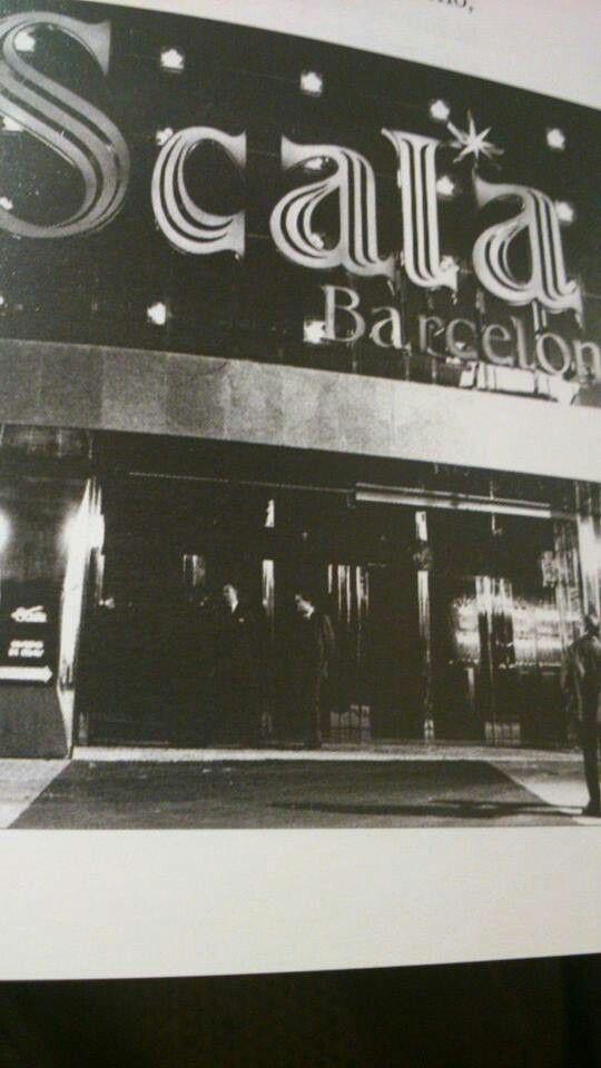 Inauguració Scala 2 juny 1973