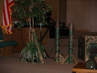 17 best images about bible boot camp on pinterest boot for Army decoration ideas