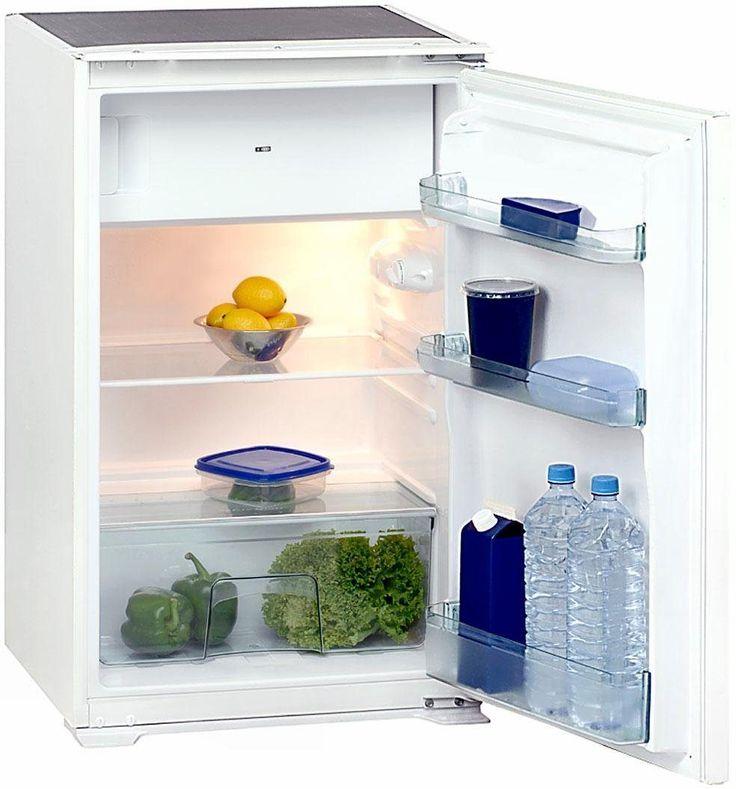 Integrierbarer Einbau Kühlschrank EKS 131 4.2 A+ Weiß,  Energieeffizienzklasse: A+, EXQUISIT Jetzt Bestellen Unter: ...
