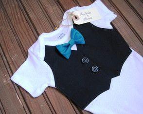 Body customizado bebê - social