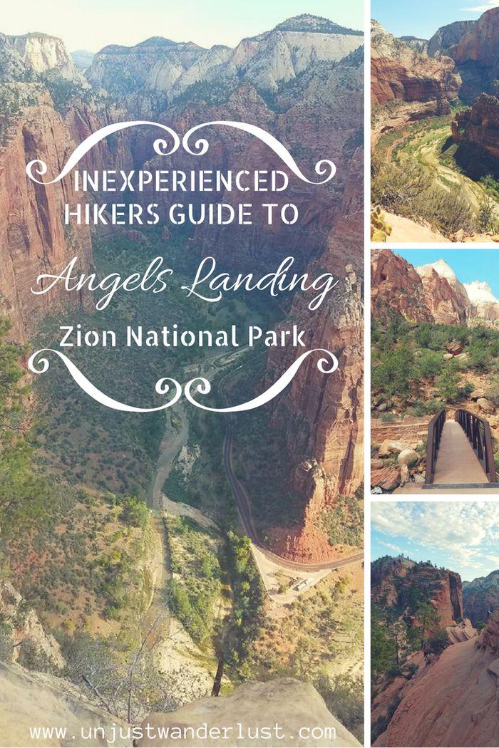 Inexperienced Hikers Guide to Angels Landing in Zi…