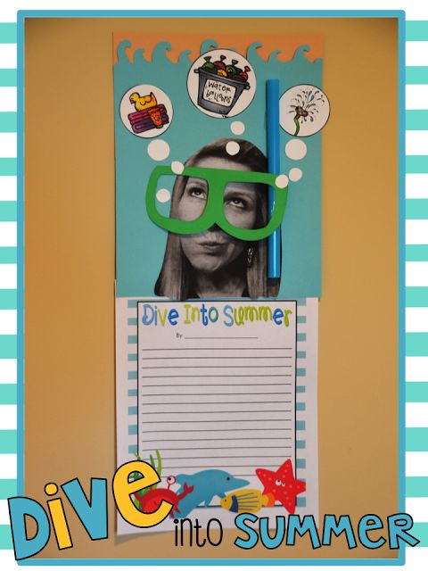 Dive into Summer Writing!