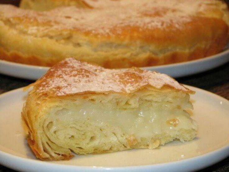 Specific deserturilor orientale, această capodoperă culinară pur și simplu se topește în gură!!! Este o prăjitură magnifică! Abia de reușești s-o pui pe farfurie, că deja a și dispărut! Fină și crocantă, cu straturi suculente îmbibate cu cremă delicată de vanilie, acestă prăjitură, sigur va rămâne în memoria invitaților dvs, …