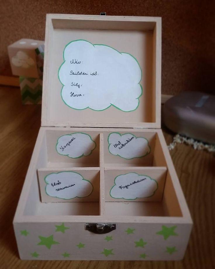 baby first memories box - facebook/Naxa Design