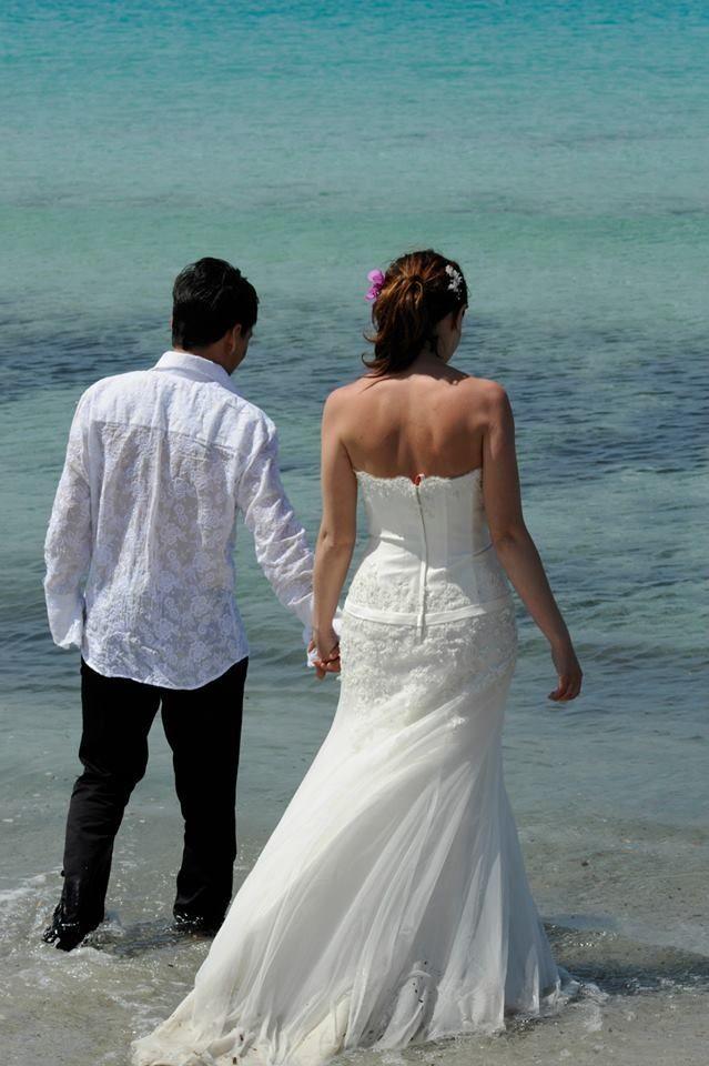 Private Beach, matrimoni sulla spiaggia all'Hotel Gabbiano Azzurro