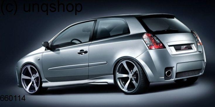 Rear bumper Fiat Stilo