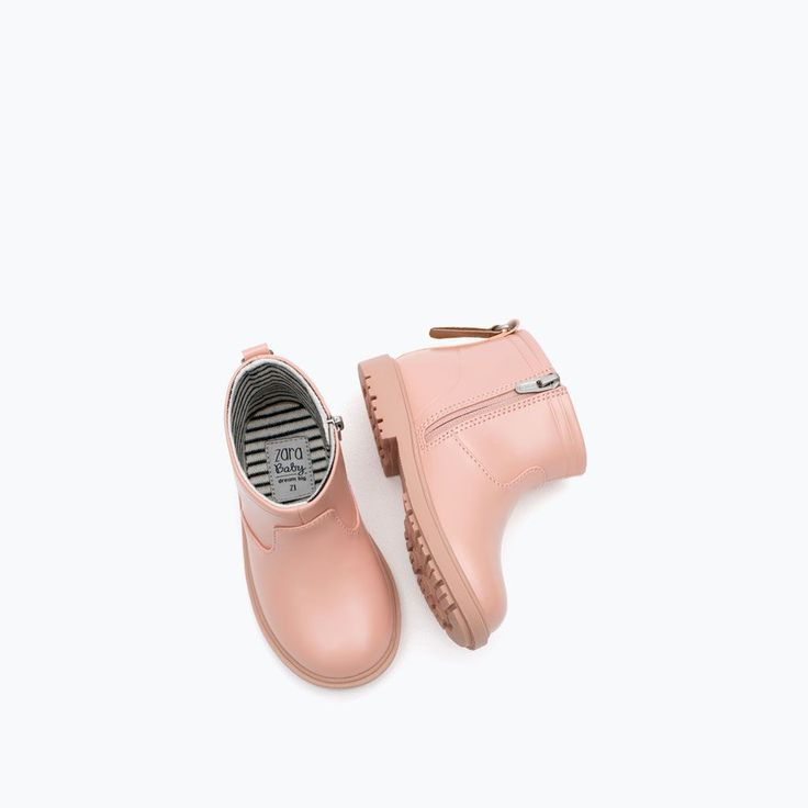 WELLIES-SHOES-BABY GIRL | 3 months-3 years-KIDS | ZARA United States