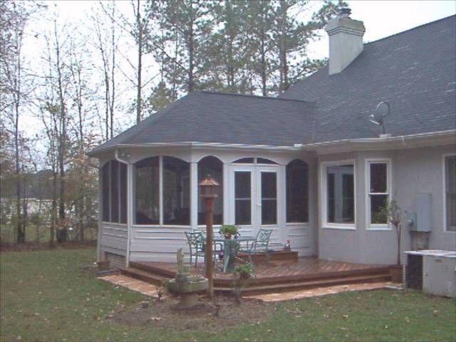 17 best images about decks porches on pinterest bonus for Sun porch additions