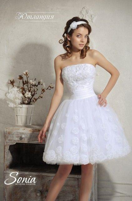 Sonia Wedding Fashion 2012 - Ютландия