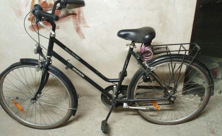 bicicleta de paseo segunda mano