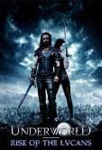 locandina film Underworld: La ribellione dei Lycans