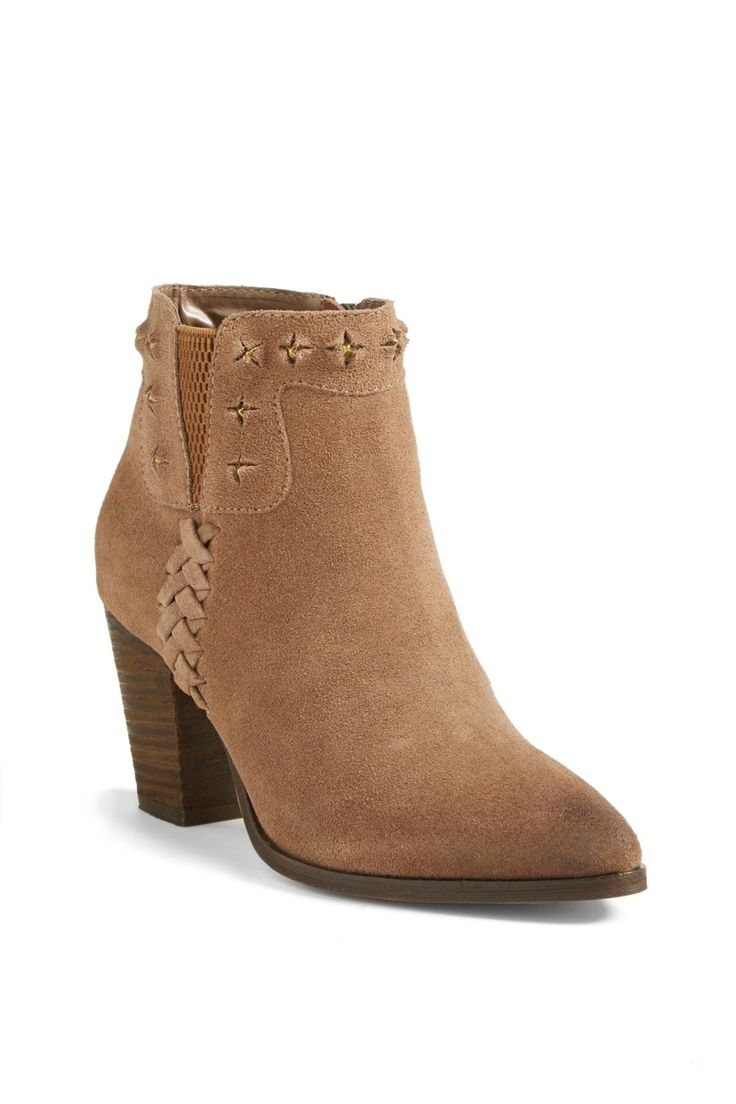 Cactus Bootie. Shoes 2015Suede BootiesDolce VitaCowboy BootsAnkle BootsShoe  BootsWomen's ...