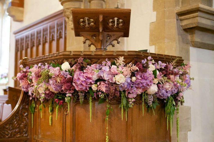 Floral Arrangements For Church Pulpits Google Search