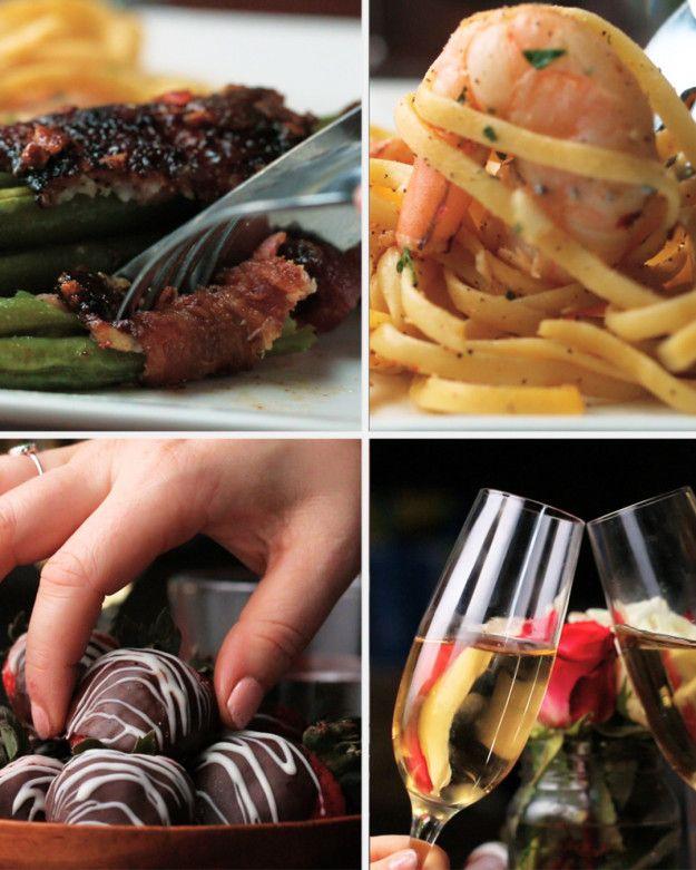 3-Course Shrimp Scampi Dinner | 3-Course Shrimp Scampi Dinner