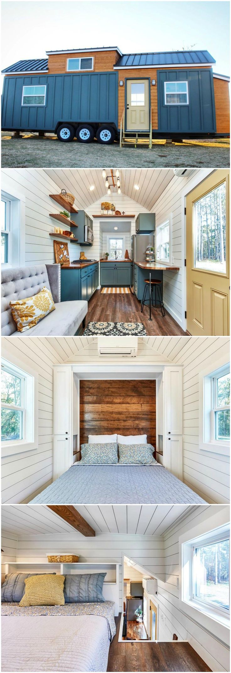Cypress is a fantastic tiny house by Mustard Seed …