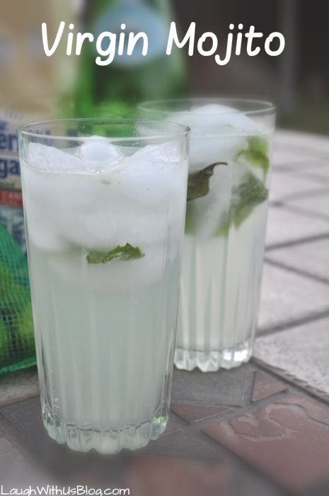 Virgin Mojito Recipe -- Our Celebrity Cruise Copy Cat recipe.  We had 3 or 4 of these every day of our cruise!