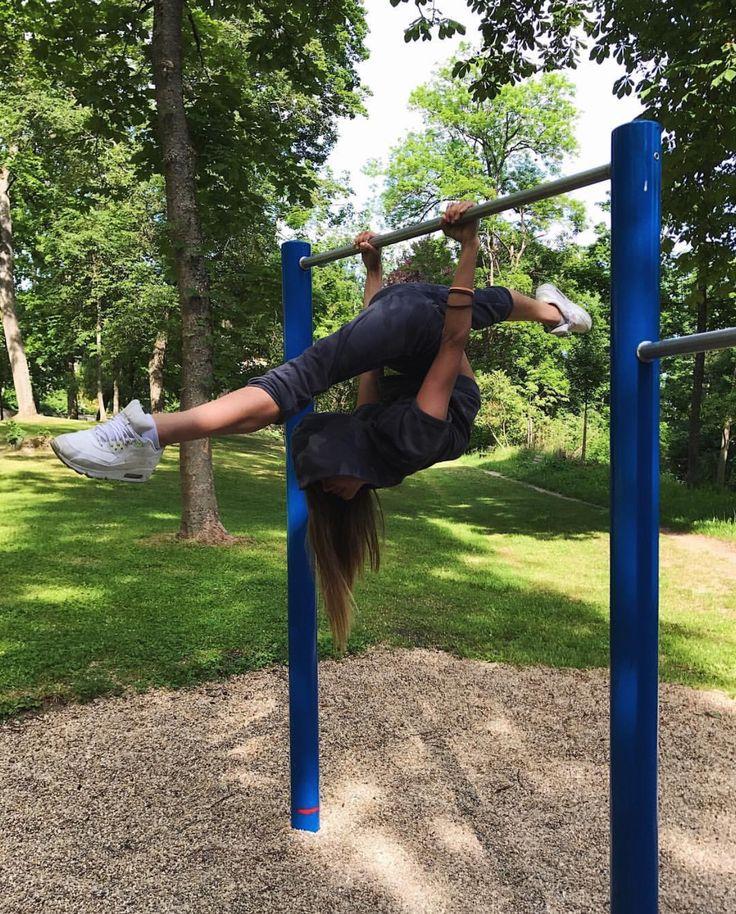 Does anyone besides me do Gymnastics EVERYWHERE!