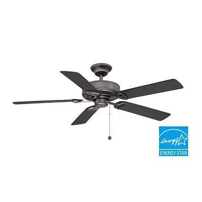 #Hampton bay farmington 52 in. #natural iron #ceiling fan, View more on the LINK: http://www.zeppy.io/product/gb/2/231818572576/