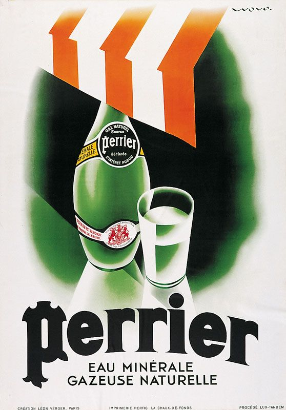Perrier - 1950 - (Verger Léon) -
