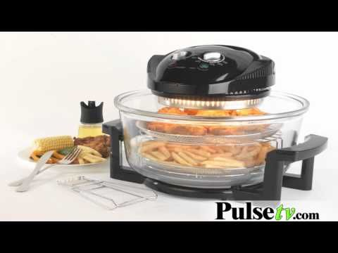 The Kitchen Hero Low Fat Fryer - YouTube