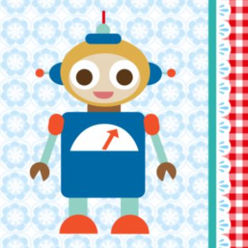 geboortekaartje robot jongen #geboortekaartje #jongen #broertje #robot