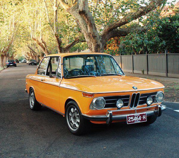 BMW USA auf