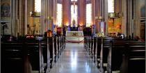 Iglesia de San Antonio de Padua es una basílica y la iglesia católica más grande de Estambul. Está situada en la muy conocida avenida Istiklal. La original de la iglesia fue fundada en 1725 por la comunidad italiana local de Estambul, pero más tarde fue destrozada y reemplazada por el actual edificio que fue construido en el mismo lugar.    #SanAntonioDePadua #istiklal #Estambul #IglesiasEnEstambul #IglesiaDeSanAntonio #iglesia http://aestambul.com