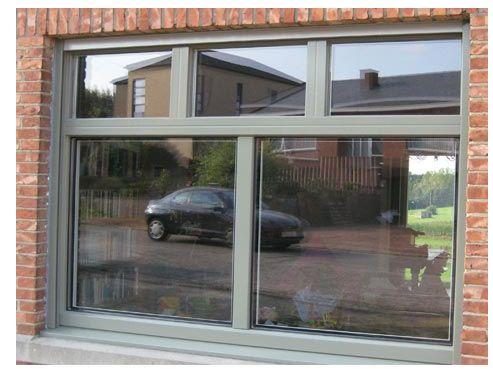 Ral 7044 Silk Grey Big Window Home Windows Barn