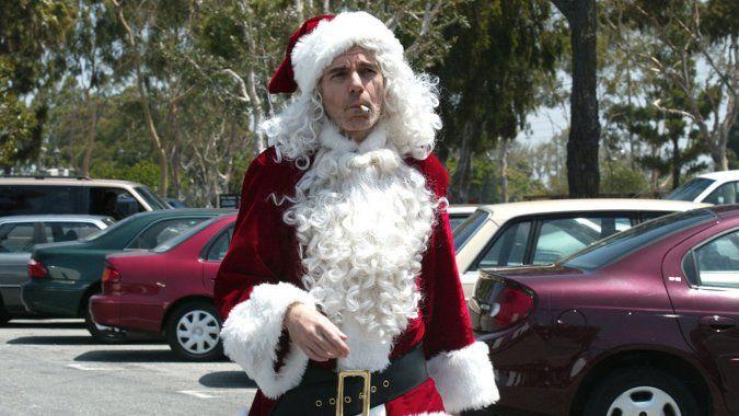 Hollywood Holiday 10 Actors Who Have Played Santa Claus Play Santa Bad Santa Holiday Movie