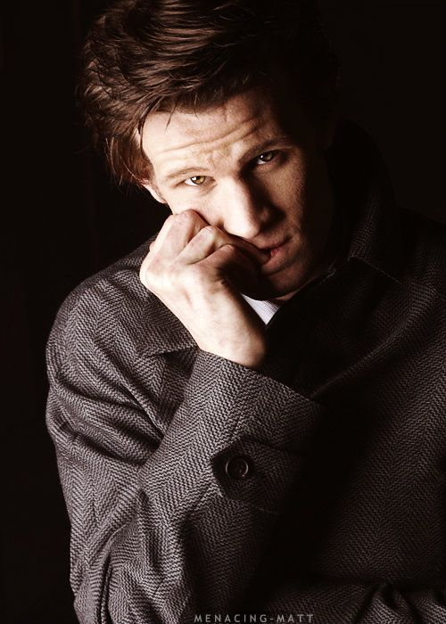 Holy....tardis :0 gahh why is he so ..just...erghh PERFECT - yep agree with everything previous pinner said