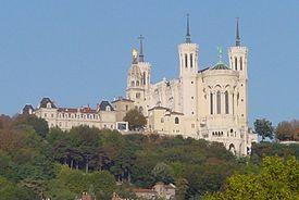 Notre-Dame de Fourvière -Lyon