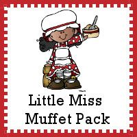 Free Little Miss Muffet Pack - over 50 pages of activities to go with the nursery rhyme. There are print and cursive optoins - 3Dinosaurs.com