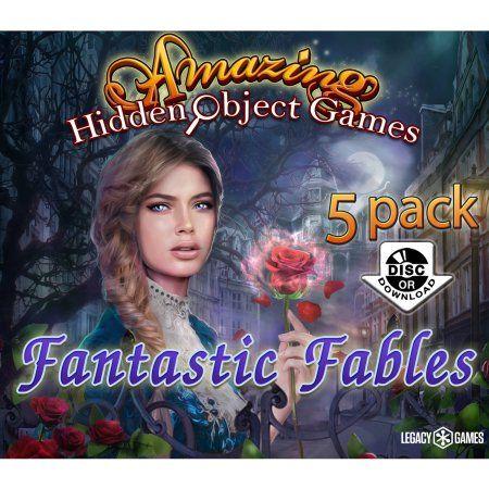 Amazing Hidden Object Games: Fantastic Fables