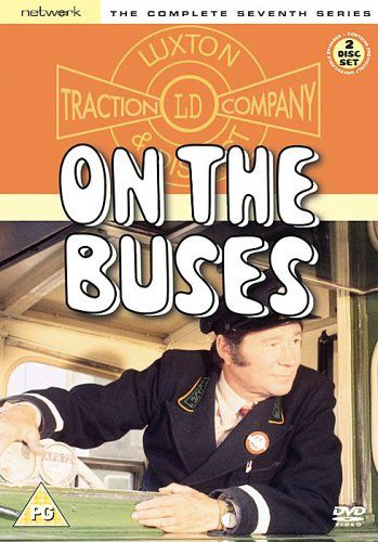 On The Buses - The Complete Seventh Series [DVD] 5*****