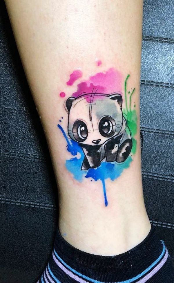 40 Cute Watercolor Tattoo Designs And Ideas For Temporary Use