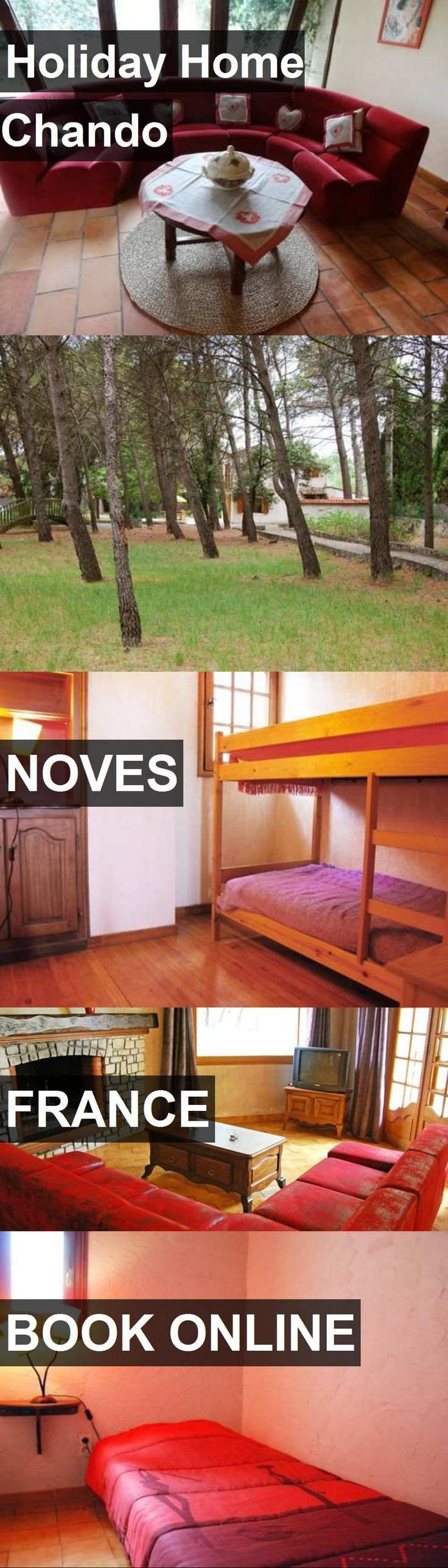 Hotel Holiday Home Chando in Noves, France. For more information, photos, reviews and best prices please follow the link. #France #Noves #travel #vacation #hotel