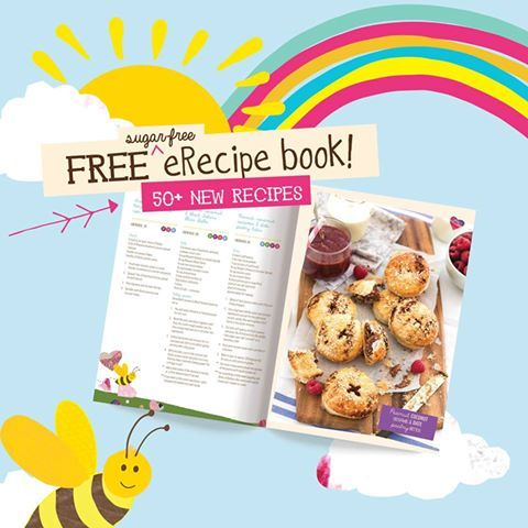 """Want 60 FREE superliciously healthy, sugar-free recipe ideas? Well you can download our new sugar-free eRecipe book from our website. Go to http://www.mayvers.com.au/ and click the pink """"free recipe book"""" icon and fill in your details! We promise to never ever spam you and to only send you yummy things once every couple of months!"""