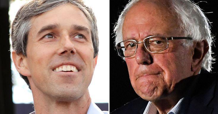 Warum die Bernie-Bewegung Beto O'Rourke zertrete…