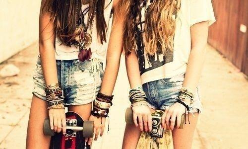 Chicas Skate