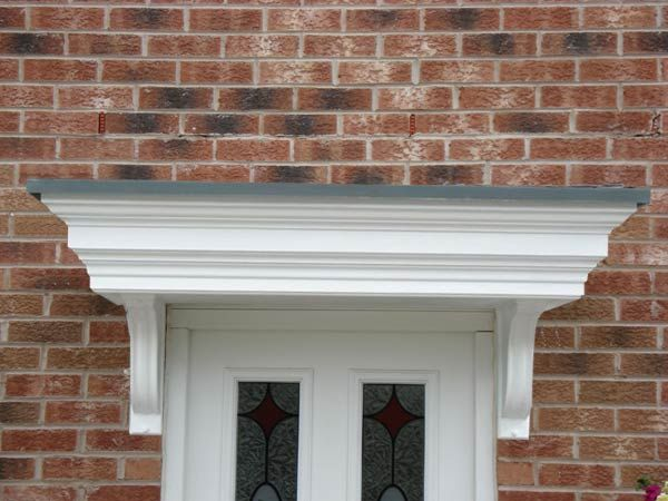 awning for front door | Epsom Door Canopy
