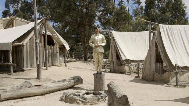 Eugenia Lim travels to Ballarat's Sovereign Hill in her video work <i>Yellow Peril</i>.