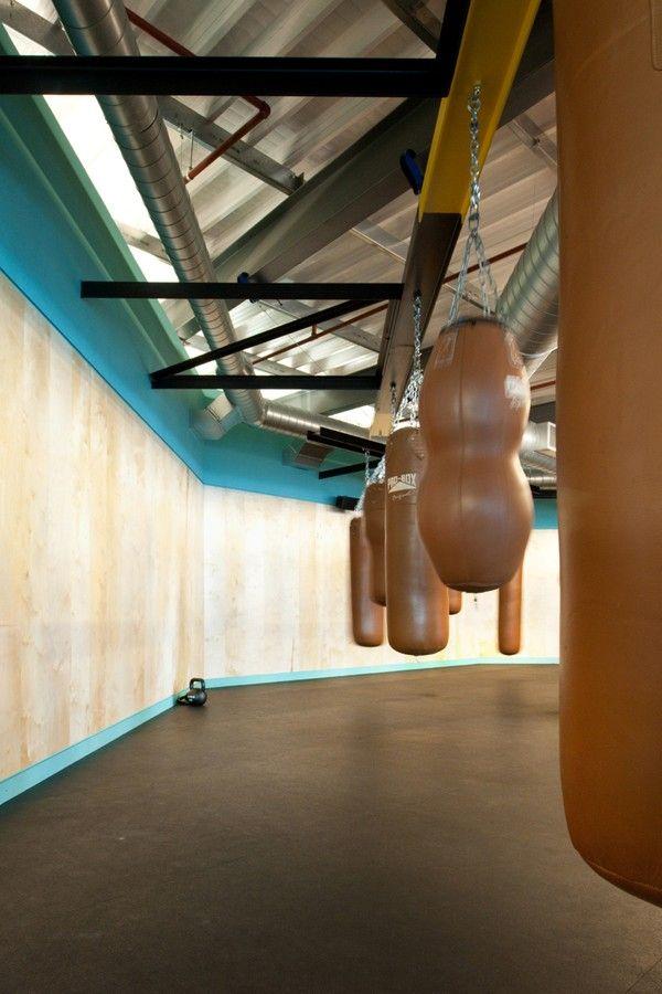 Gymbox Westfield Stratford Gymbox Bkd