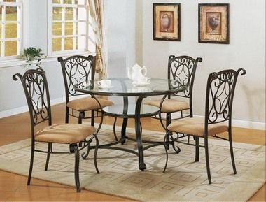 Glass Round Dining Room Table best 25+ glass round dining table ideas on pinterest | glass