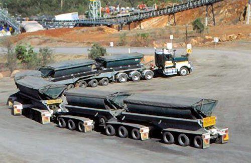 Road Train - www.mr2percent.com
