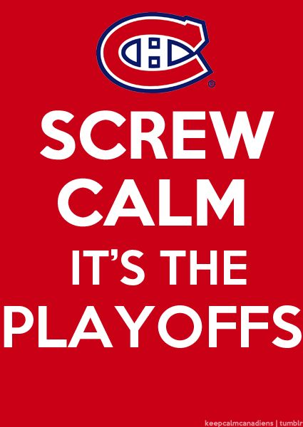 montreal canadiens keep calm - Google Search