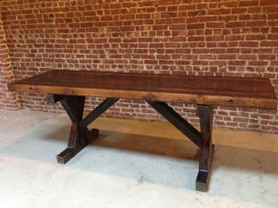 7 best images about Handmade table ideas on Pinterest Plank